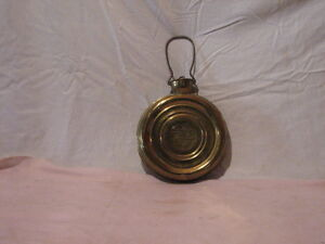 Vintage Brass Wentworth Never Leak Hot Water Bottle Peterborough Peterborough Area image 3