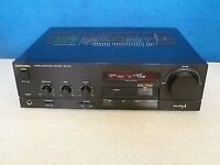 Technics SU-X933 Integrated Amplifier, New Class A, 5 Inputs [Inc Phono] - Mint Condition