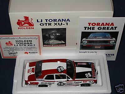 BIANTE MODEL CAR COLLECTION - HOLDEN PRICES START FROM $ 100 EACH