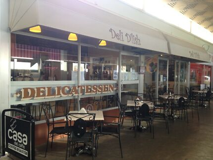 CAFE/ DELI FOR SALE