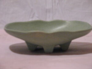 Vintage McCoy Green Candy Dish Number 1302 USA Peterborough Peterborough Area image 2