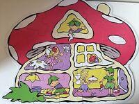 ELC Fairy Toadstool Floor Puzzle 24 pieces, Complete Jigsaw