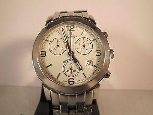 Swiss watch Grovana Chronograph
