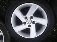 """Alloy wheels 16"""""""