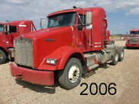 2 Kenworth T800s - blowout price