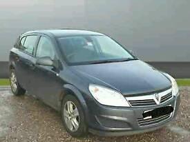 2008 Vauxhall astra energy, black 1.6 petrol manual, 12 months MOT