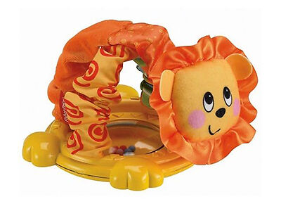 Best Soft Rattle Toy: Fisher-Price Roly Poly Lion