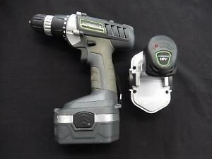 Drill sans Fil 18V + 2 Batteries + Chargeur GENESIS / Model GCD188 (i020907)