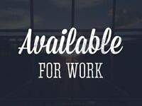 Available to work as Virtual Assistant / Admin / Secretarial / Customer Service.