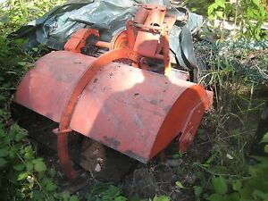Jacobsen Tiller Attachment
