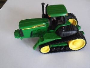 Collection of John Deere Farm Tractors--Diecast Models!