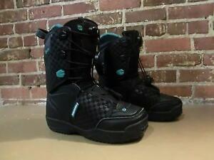 Paire de bottes pour planche a neige Salomon Kiana (i011423)