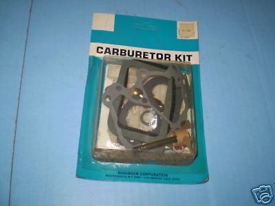 Ford Courier & Mazda 618 New Carb Repair Kit  MS526