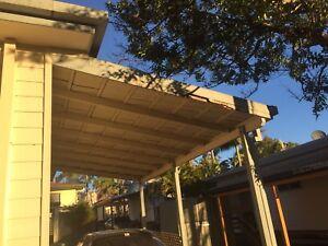 Timber fascia needs replacing / carpenter wanted Edens Landing Logan Area Preview