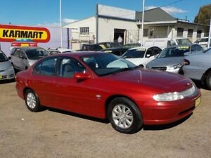 2001 Holden Berlina VX Burgundy 4 Speed Automatic Sedan North St Marys Penrith Area Preview
