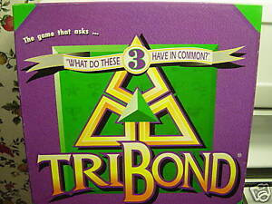 4 Tribond board games-Complete, excellent condition London Ontario image 5