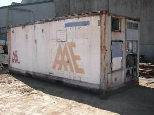 Refrigerated (Non Operational) 20ft Shipping Container Rutherford Maitland Area Preview