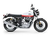 2019 Royal Enfield Int650 Baker Express Delta/Surrey/Langley Greater Vancouver Area Preview