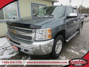 2013 Chevrolet Silverado 1500 READY TO WORK LT EDITION 6 PASSENG
