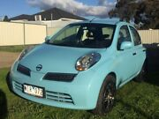 2008 Nissan Micra Hatchback Kangaroo Flat Bendigo City Preview
