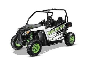 2018 Arctic Cat Wildcat Trail Limited EPS