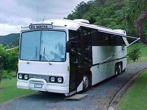 1980 Hino RC Coach Conversion Leyburn Southern Downs Preview