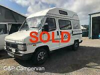 Fiat DUCATO Campervan SOLD