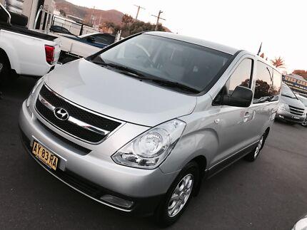 2008 Hyundai iMAX Wagon 8 Seater