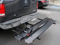 HD Motorcycle Hitch Mount Rack