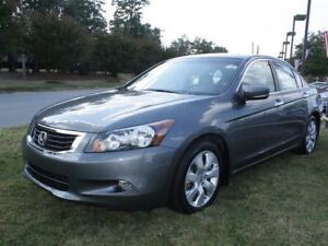 2008 Honda Accord EXL V6 LEATHER IN MINT CONDITION FOR SALE