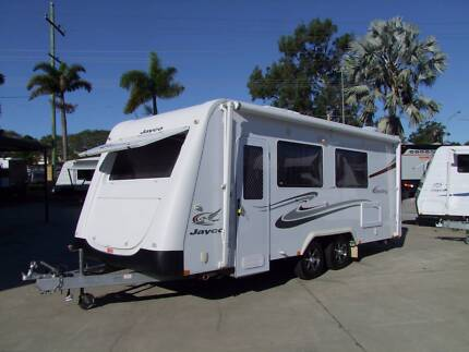 2010 Jayco 19,6 Sterling Ensuite Caravan