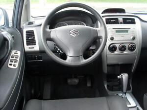 2007 Suzuki Aerio Sedan