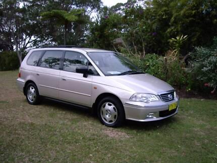 2003 Honda Odyssey (7 Seater) S/Wagon 2.3lt 4cyl