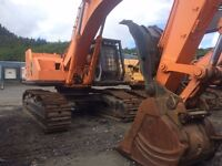 1994 HITACHI Forestry - Road Builder EX400LC
