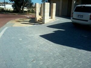 $16 per sqm north to south brick paving Joondalup Joondalup Area Preview