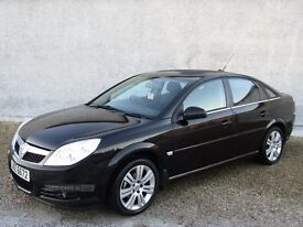 Sold 2007 Vauxhall Vectra EXCLUSIVE 1.9 CD TI 120 BHP EXCELLENT CONDITION