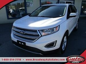 2016 Ford Edge LOADED SEL MODEL 5 PASSENGER 3.5L - V6.. AWD.. LE
