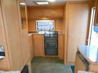 2004 lunar stellar 442 touring caravan end kitchen 2 berth