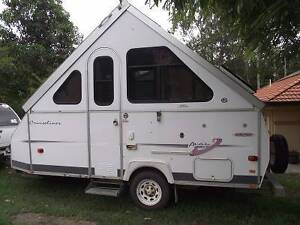 2003 A'van, AIR CONDITIONED, SOLAR, NEWER FRIG, FRONT  BOOT. Noosaville Noosa Area Preview