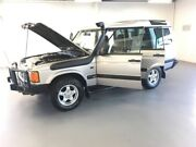 2000 Land Rover Discovery II 00.5MY Td5 Silver 4 Speed Automatic Wagon Frankston Frankston Area Preview