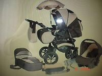 BABY MERC TRAVEL SYSTEM,EXCELLENT CONDITION,DERBY!!!