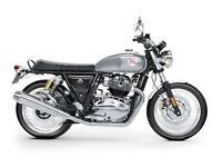 2019 Royal Enfield Int650 Silver Spectre Delta/Surrey/Langley Greater Vancouver Area Preview