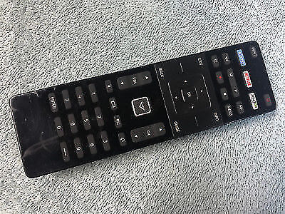 Vizio D-Series LED Smart TV Remote Control- XRT122 for sale  Shipping to India