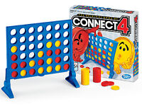 Connect 4 Grid Board Game from Hasbro Gaming, Great Condition, Ideal for Christmas