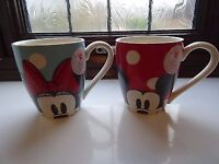 Cath Kidston pair of Disney Mugs - Limited Edition