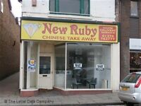 Chinese on high street sandbach