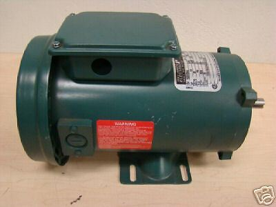 Reliance Electric Rpm Xl Small Dc Motor Hp 12