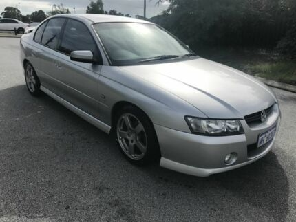 2005 Holden Commodore VZ SV8 Silver 6 Speed Manual Sedan Mount Lawley Stirling Area Preview