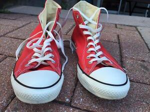 Converse Chuck Taylor All Star Hi Top Red