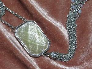 Necklace with dull Pink stone Kootingal Tamworth City Preview